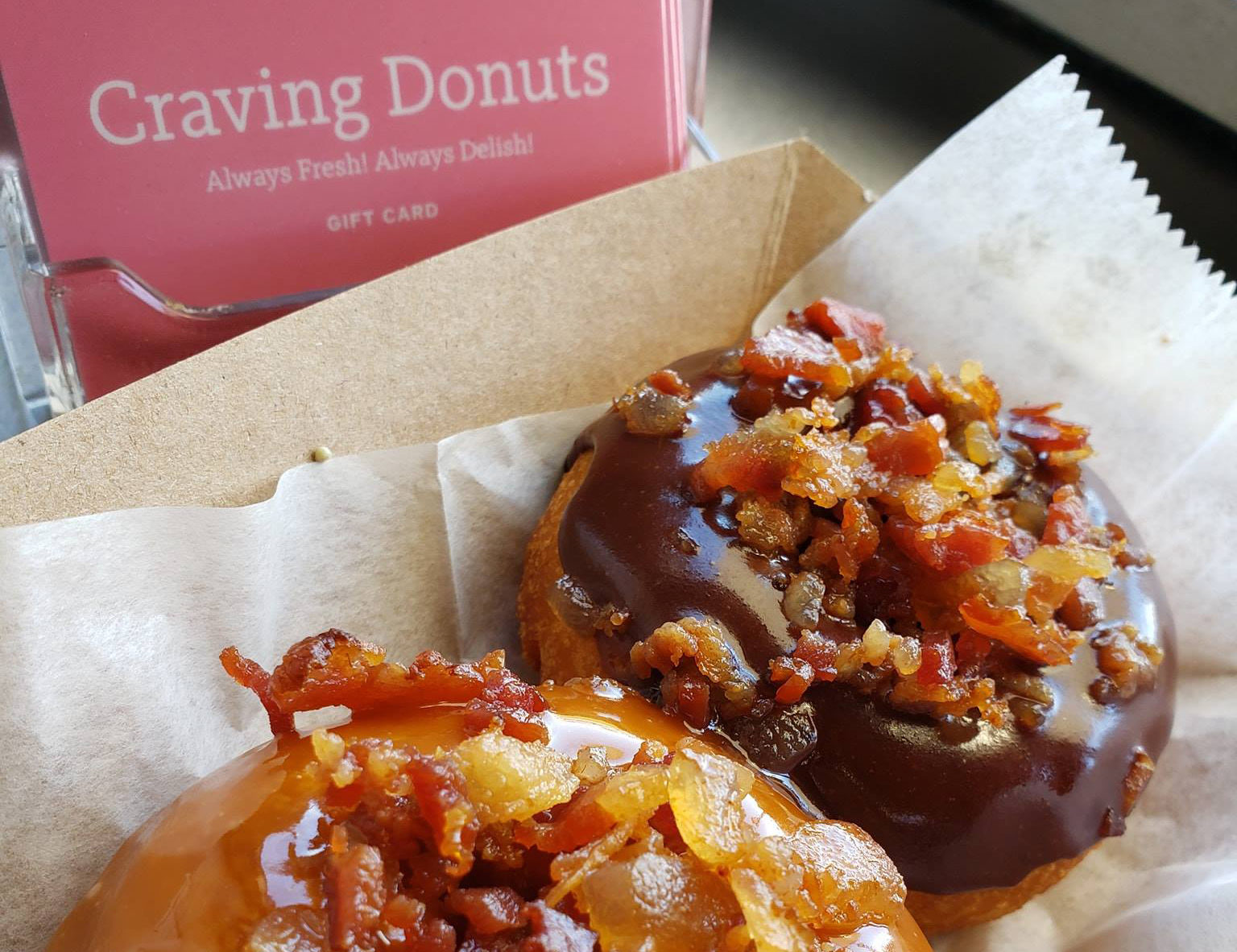 Craving Donuts